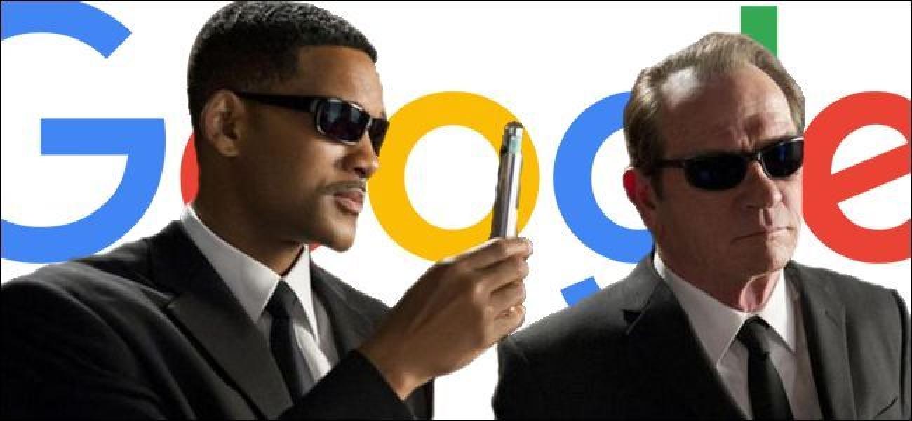 Nola garbitu Google Bilaketaren Historia modu errazean
