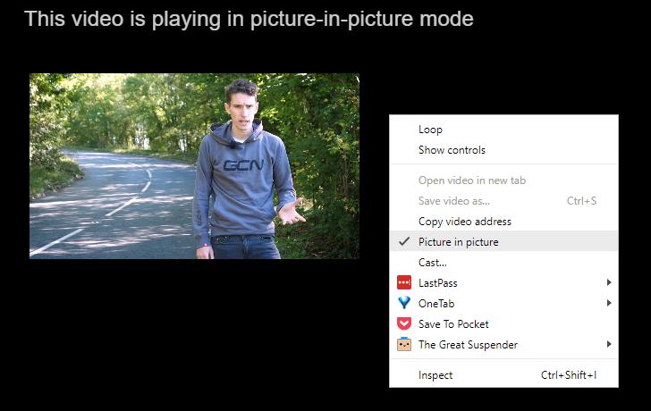 Nola erabili Google Chrome-ren irudia modua 6