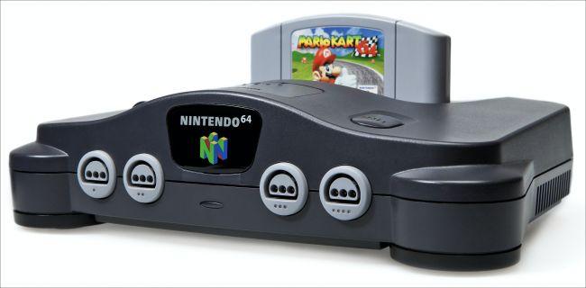 Badira zurrumurruak Nintendo Might abiarazi laster N64 Classic Mini 2