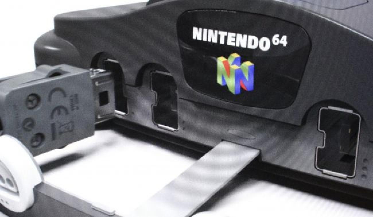 Badira zurrumurruak Nintendo Might abiarazi laster N64 Classic Mini