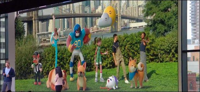 Google-ren Jolastokiak ekartzen du Marvel Pertsonaiak (eta gehiago) Pixeleko kamerarako 3