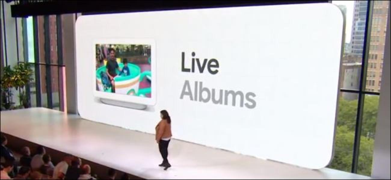 Google-ren zuzeneko albumek zure argazki onenak automatikoki partekatu ditzakete