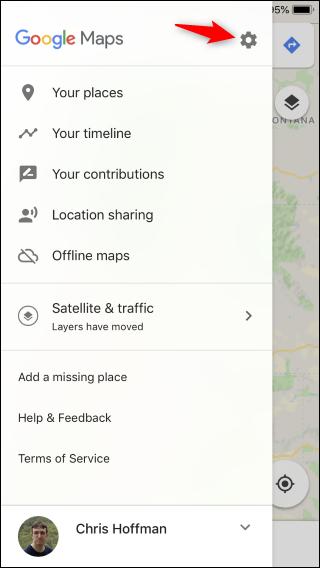 Nola erabili Google Maps musika kontrolak Spotify-era, Apple Musika edo Google Play Music 2