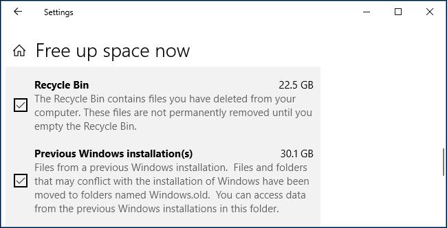 Nola eman denbora gehiago desinstalatzeko Windows 10 Eguneratzeak 6