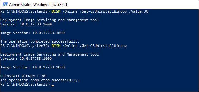 Nola eman denbora gehiago desinstalatzeko Windows 10 Eguneratzeak 4
