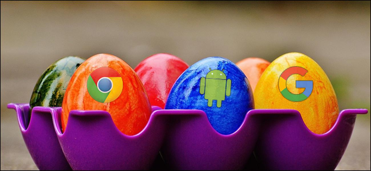 Nola jokatu Google-ren Pazko arrautza sekretu berria: testu abentura joko bat