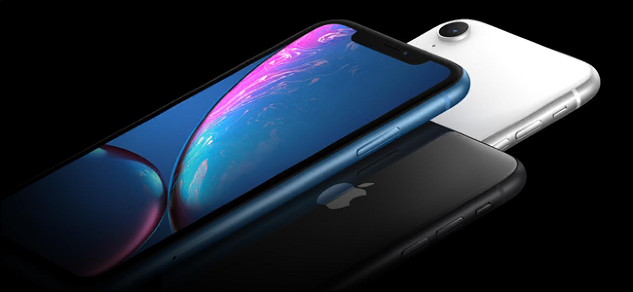 Zergatik iPhone XR-k iPhone X Series Berriko Bateria Bizitzarik Onena du