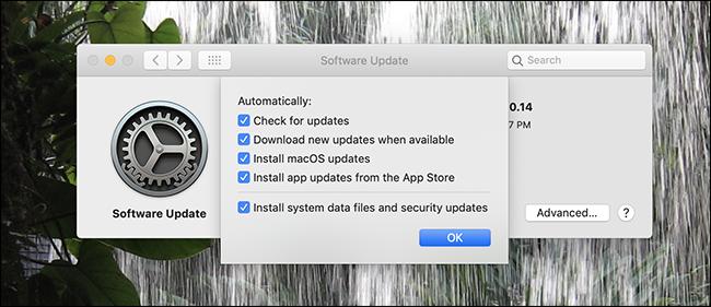 MacOS-en eguneratzeak ez dira luzeago Mac App Store-n, Hemen daude 3
