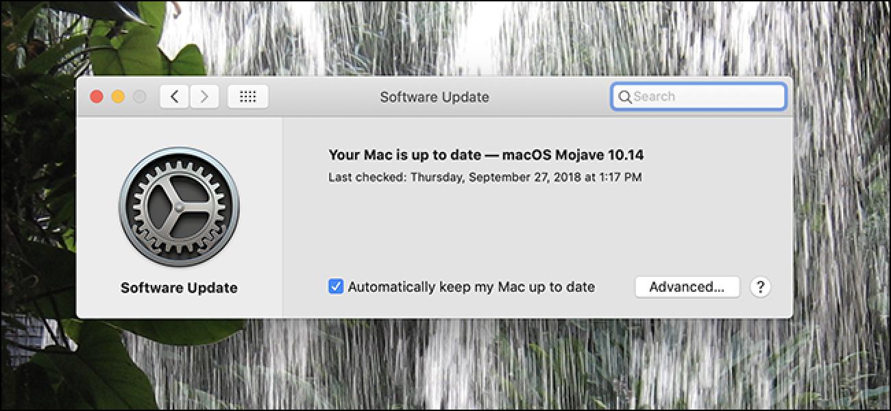 MacOS-en eguneratzeak ez dira luzeago Mac App Store-n, Hemen daude
