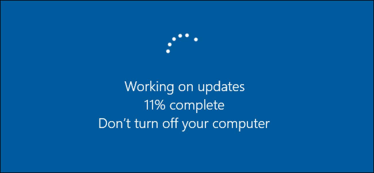 Microsoft: Hurrengoa Windows Eguneratu Baliteke huts egitea Zure Disko Gogorra Oso Osatuta badago