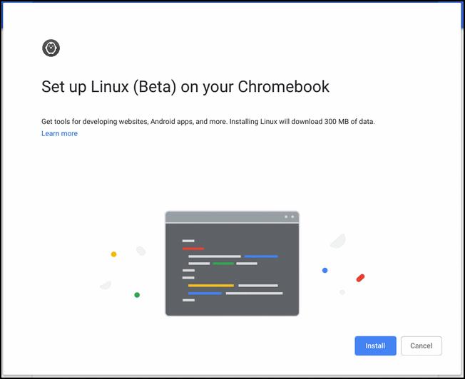 Linux aplikazioak orain erabilgarri daude Chrome OS egonkorrean, baina zer esan nahi du horrek? 2