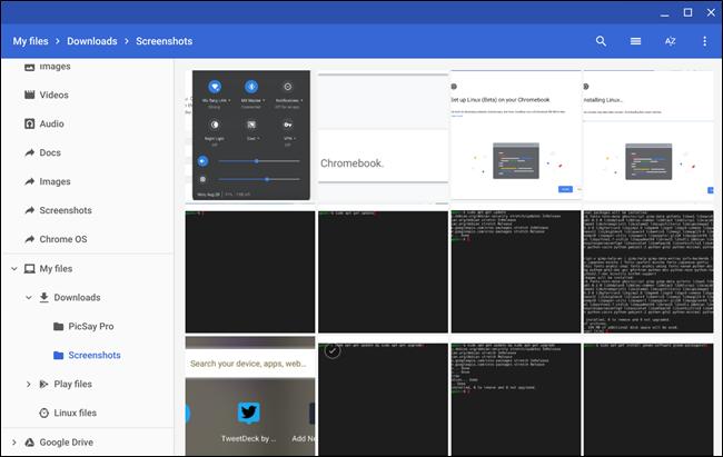 Linux aplikazioak orain erabilgarri daude Chrome OS egonkorrean, baina zer esan nahi du horrek? 4