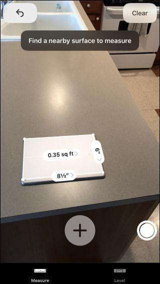 Nola neurtu distantziak zure iPhonearekin 7