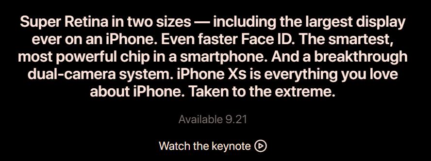 """Itxaron, iPhone """"XS"""" edo iPhone """"Xs"""" al dira? 🤔 2"""