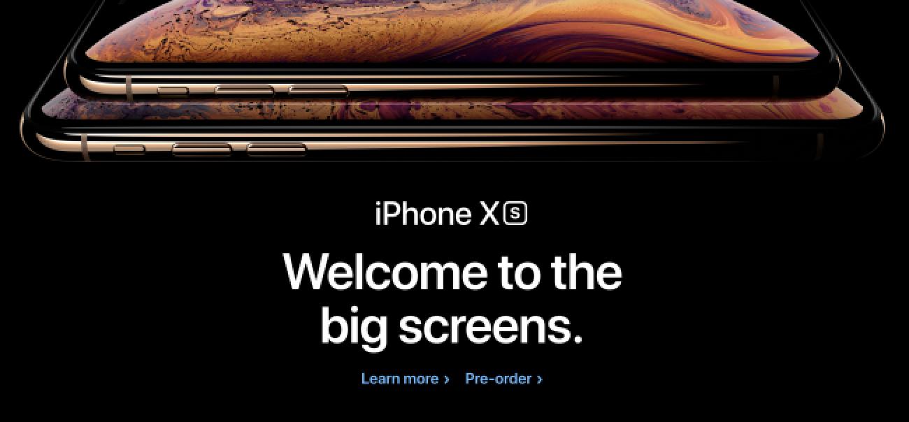 """Itxaron, iPhone """"XS"""" edo iPhone """"Xs"""" al dira? 🤔"""