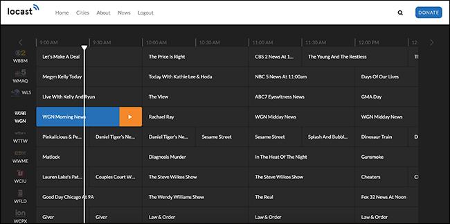 Stream Free Live TV New Yorken, Chicago, Houston, Dallas edo Denver-en bizi bazara 2