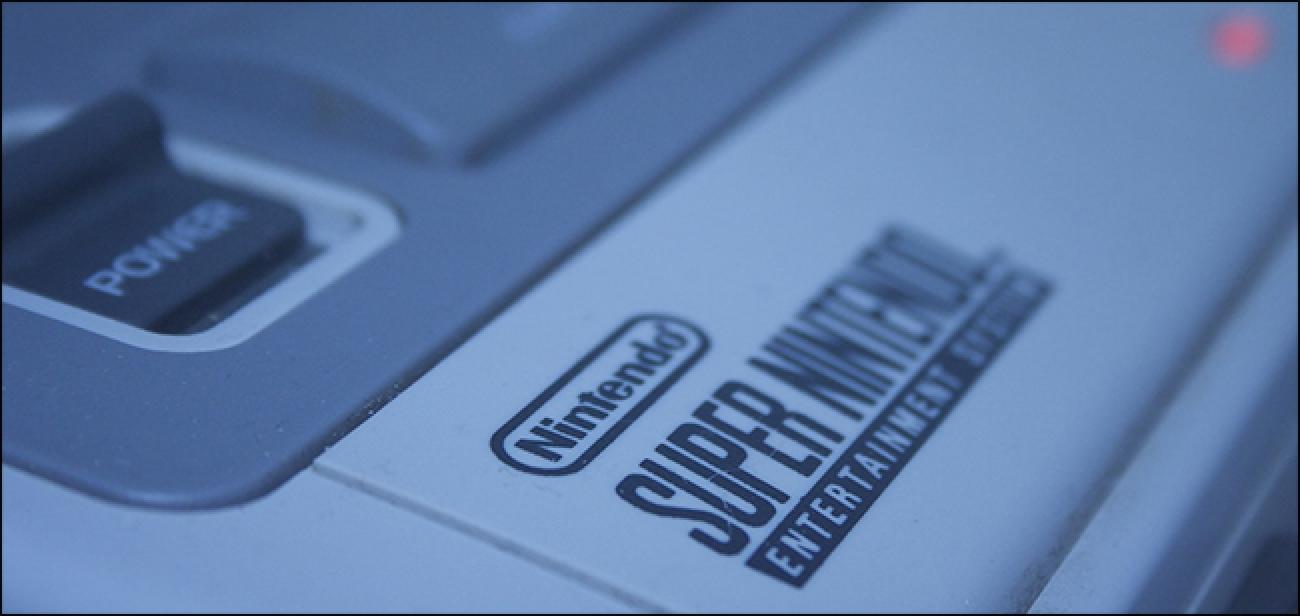 Nola SNES Gamesek musika ederra egin zuten 64 kb baino ez