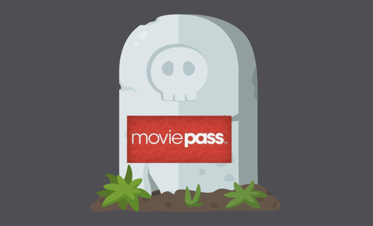 MoviePass mesedez hilko da, beraz, jendeak kexatzen utziko du