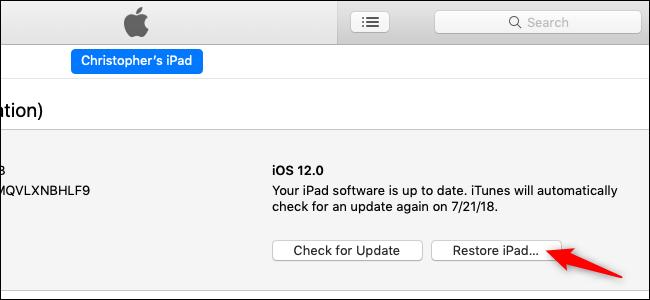 Nola itzuli iOS 11ra (iOS 12 Beta erabiltzen ari bazara) 5