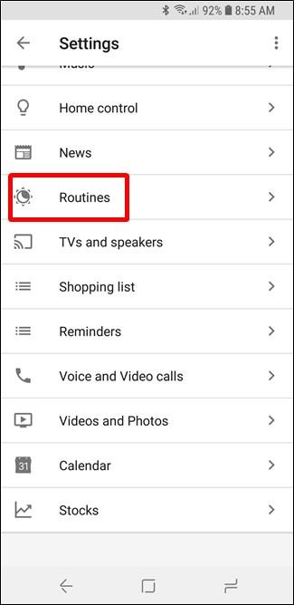 Orain, pertsonalizatutako ibilbideak programatu ditzakezu Google Etxean 4