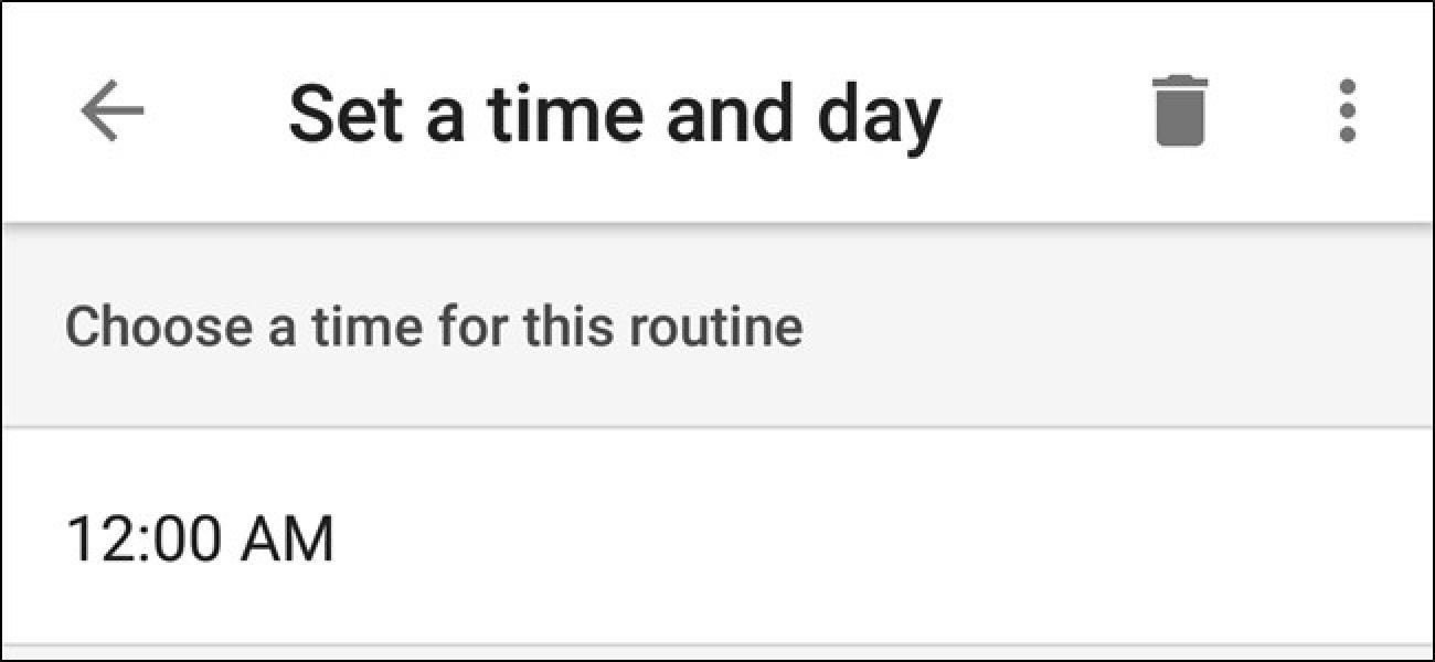 Orain, pertsonalizatutako ibilbideak programatu ditzakezu Google Etxean