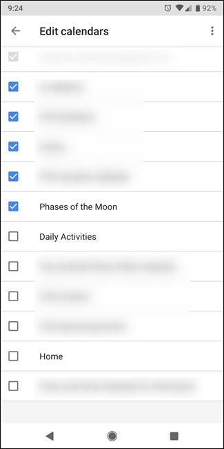 Nola gehitu Inportatutako eta iCal Egutegiak Google Home-en 5