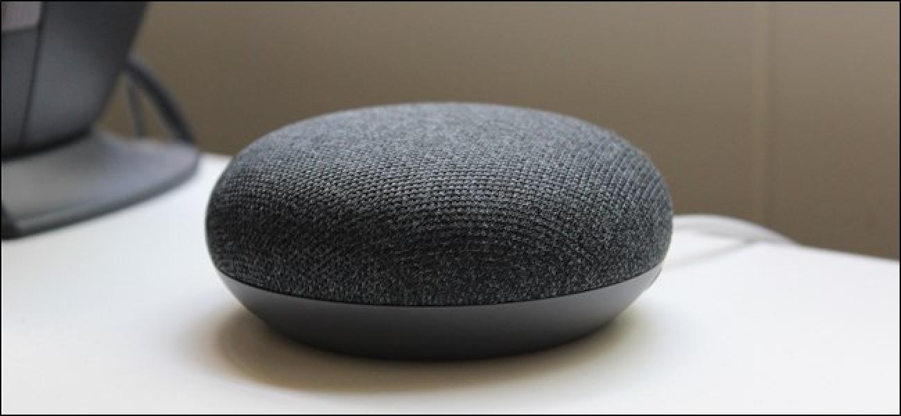 Nola gehitu Inportatutako eta iCal Egutegiak Google Home-en