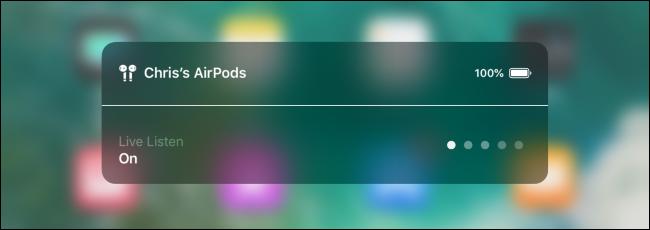 Nola erabili Zuzeneko Entzunbidearekin AppleAirPods 5