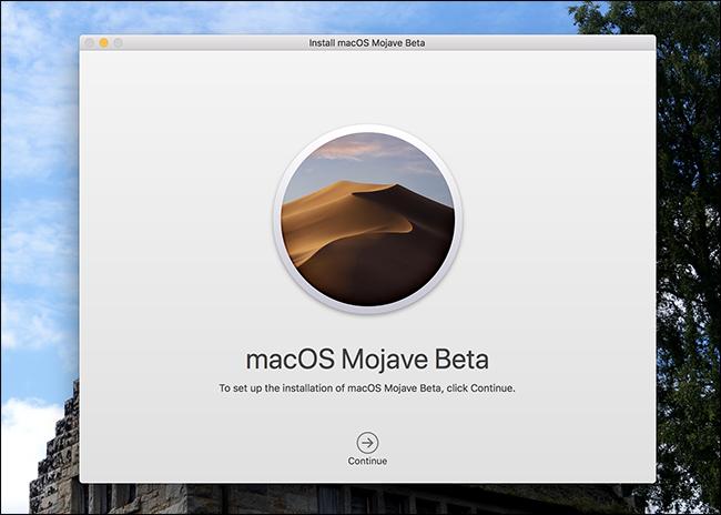Nola probatu MacOS Mojave Beta oraintxe 5