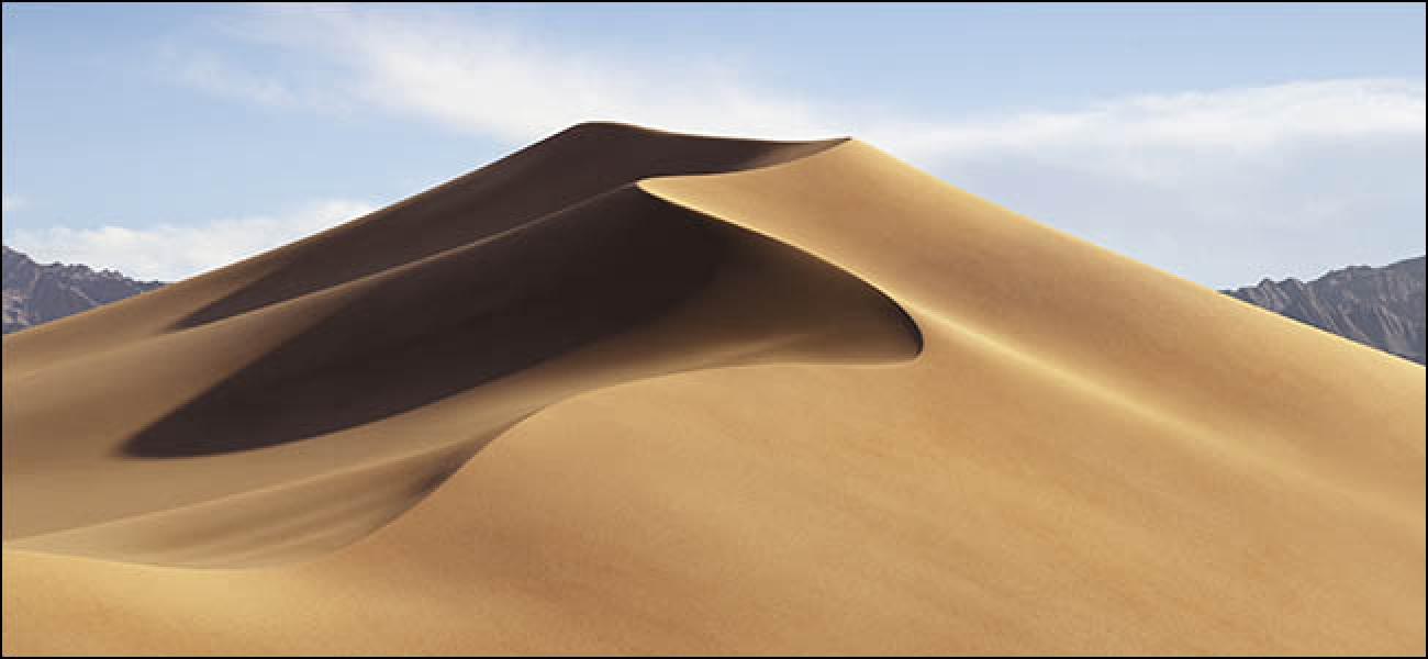 Nola probatu MacOS Mojave Beta oraintxe