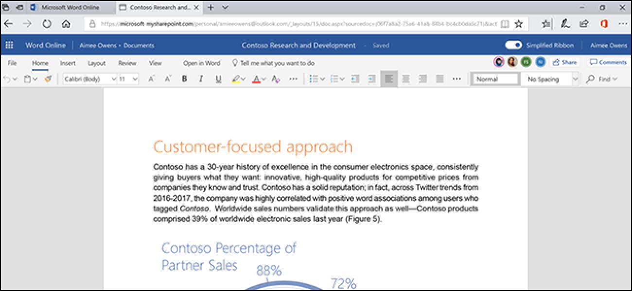 Microsoft Boldly Planak Zinta Berreskuratzeko Tresna-Barra batera planifikatzen du