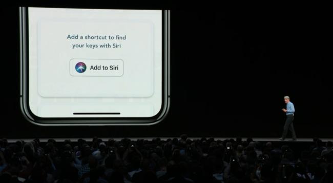 Siri iOS 12an Ahots pertsonalizatutako ekintzak lortzen ari da 2