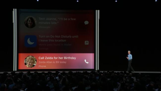 Siri iOS 12an Ahots pertsonalizatutako ekintzak lortzen ari da 3