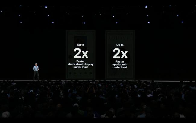 Apple IOS 12 erreklamazioak gailu zaharrak azkartuko ditu 2