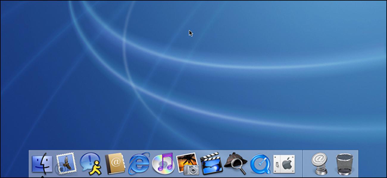 MacOS modernoak Mac OS klasikoa baino zaharragoak dira 2001ean