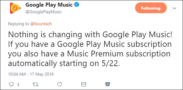 Zertan datza benetan YouTube Music? Gorria vs Premium vs Musika Premium 3