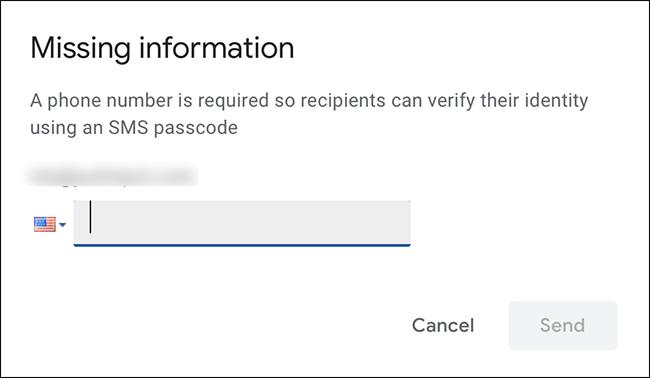 Gmail-en konfidentzial modu berriak nola funtzionatzen duen 5
