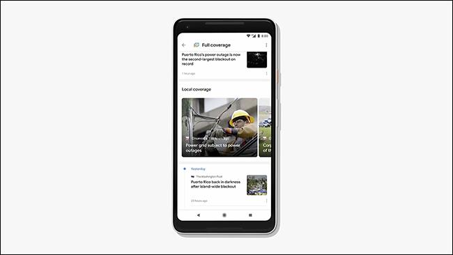 Google-k Google News berritzen ari da AI Curation eta harpidetzak barne 2