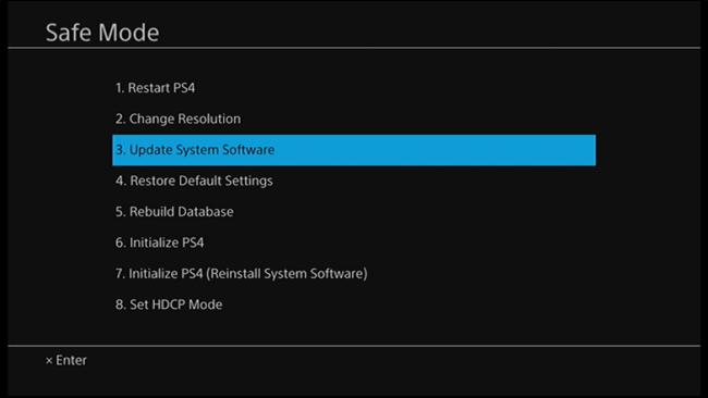 Nola eguneratu PlayStation 4 edo Pro 6