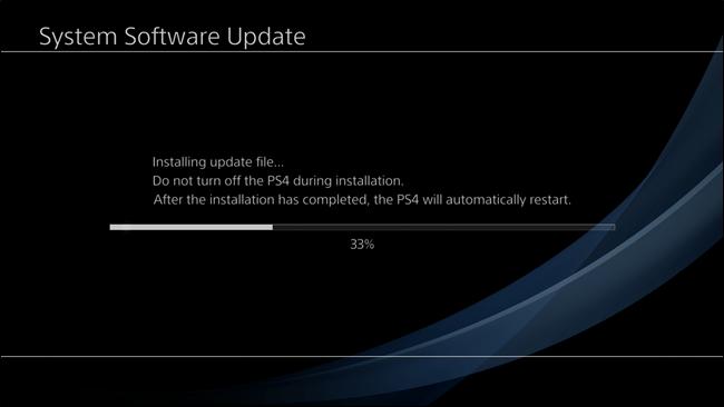 Nola eguneratu PlayStation 4 edo Pro 10