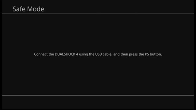 Nola eguneratu PlayStation 4 edo Pro 5