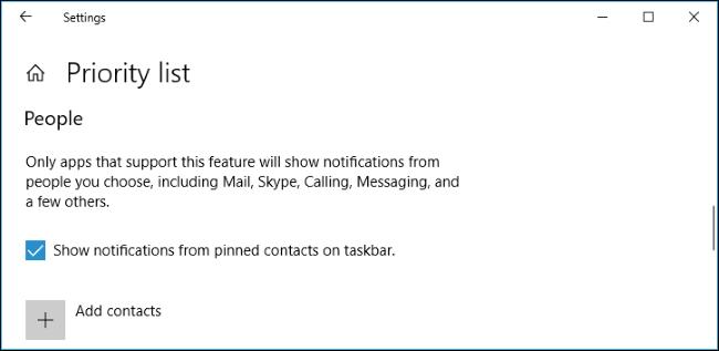 Nola erabili Focus Assist (Ez nahastu modua) aktibatuta Windows 10 6