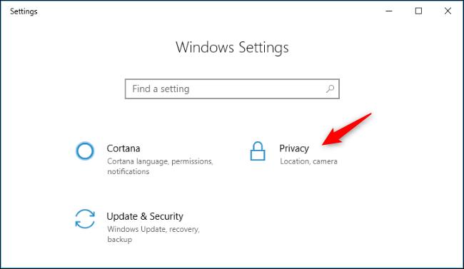 Nola desgaitu denbora-lerroa Windows 10 3