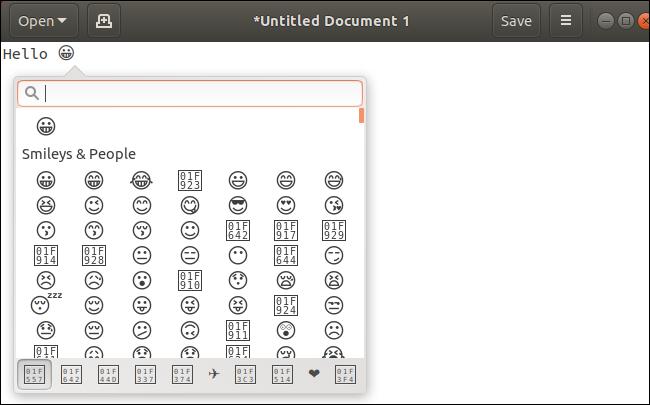 Nola desinstalatu Emoji Ubuntu-n 4