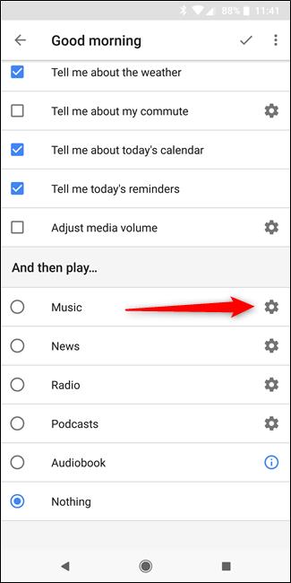 """Nola konfiguratu eta erabili """"errutinak"""" Google Assistant 10"""