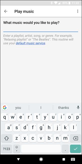 """Nola konfiguratu eta erabili """"errutinak"""" Google Assistant 11"""