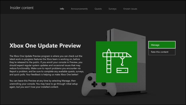 Lortu azken Xbox Ezaugarriak Beste guztiek aurretik Insider Programarekin 6