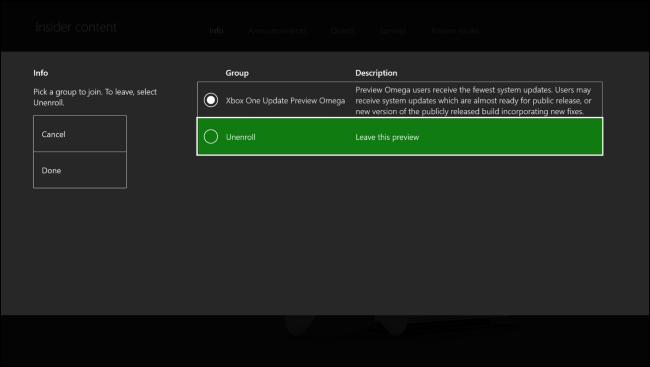 Lortu azken Xbox Ezaugarriak Beste guztiek aurretik Insider Programarekin 7