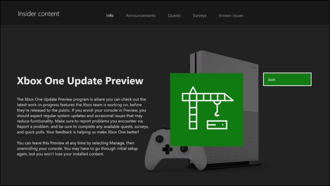 Lortu azken Xbox Ezaugarriak Beste guztiek aurretik Insider Programarekin 5