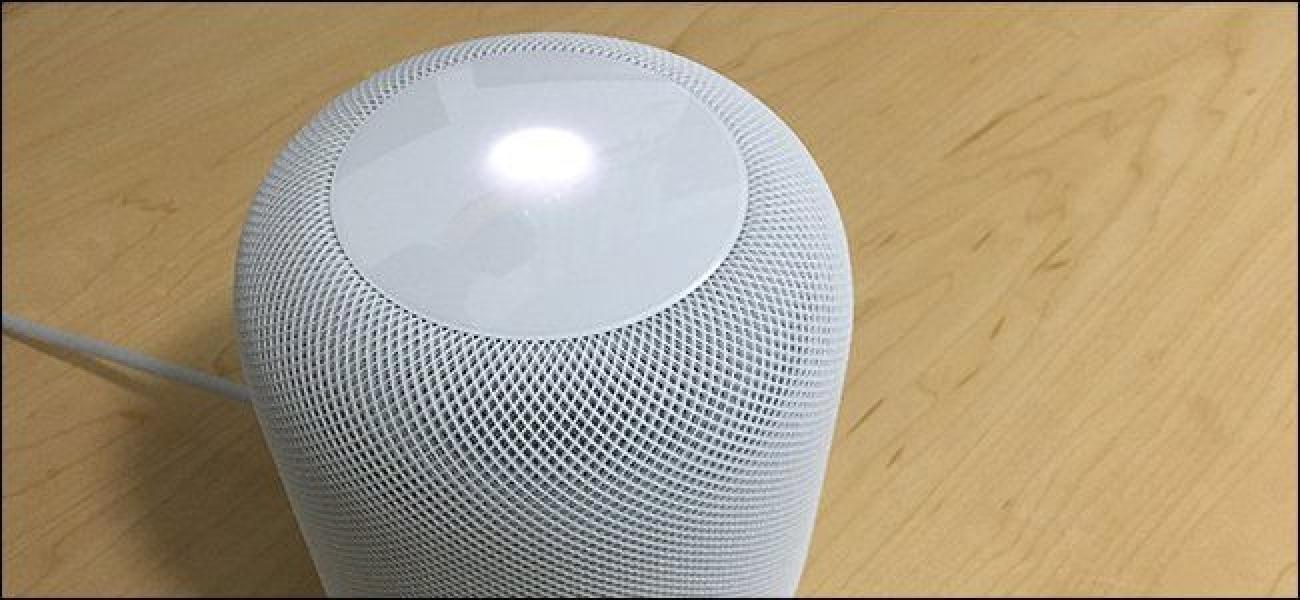 Erosi beharko zenuke AppleHomePod?